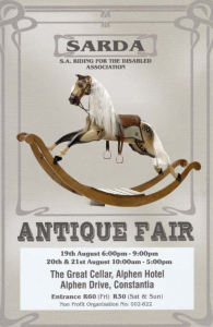 Antique Fair Notice